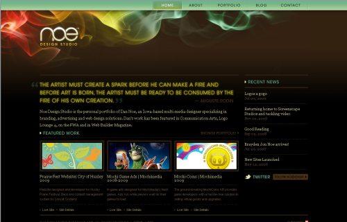 noedesign.com Website Design