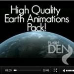 Erd-Animations-Paket