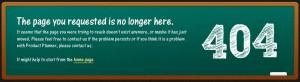 404er Error Seite 1