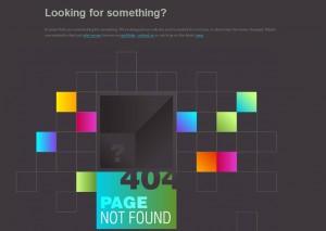 404er Error Seite