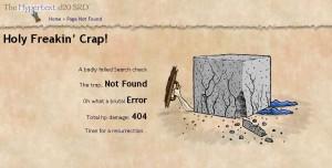 404 error d20srd