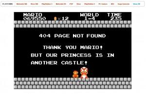 404 error dawdle