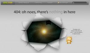 404 error gog.com