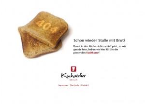 404 error kochatelier berlin