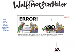 404 error wullfmorgenthaler