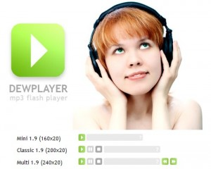 dewplayer - Flash MP3 Player