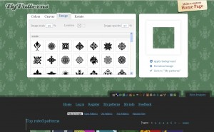 Hintergrundmuster für Webseiten