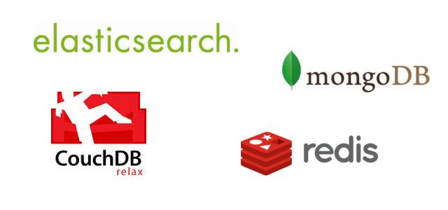 NoSQL-Datenbanken Elasticsearch, MongoDB, CouchDB, REDIS